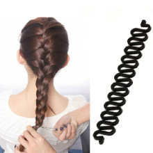 Newly Arrival Fashion Hair Styling Tools Useful Centipede Braid Device Women Hair Accessories Black