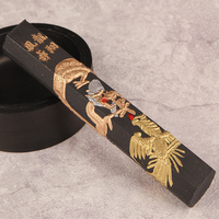 Traditional Chinese Ink Sticks for Calligraphy Writing Solid Ink Sticks Artist Painting Ink Block Chinese Style Writing Supplies