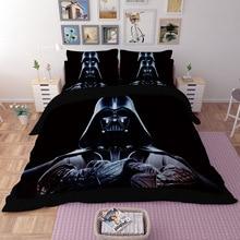Star Wars 3D Bedding Set Duvet cover pillowcase The Phantom Menace comforter bedding sets bedclothes bed linen  Home textile