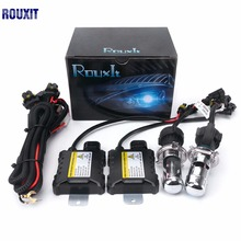 цена на 35W H4 bi xenon HID Kit H4-3 Replacement bulb HID Headlight For Hi/Lo Beam 4300K 5000K 6000K 8000K 10000K 12000K h4 bi-xenon