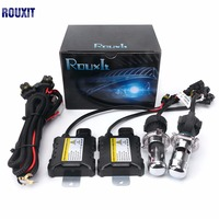 35W H4 bi xenon HID Kit H4 3 Replacement bulb HID Headlight For Hi/Lo Beam 4300K 5000K 6000K 8000K 10000K 12000K h4 bi xenon