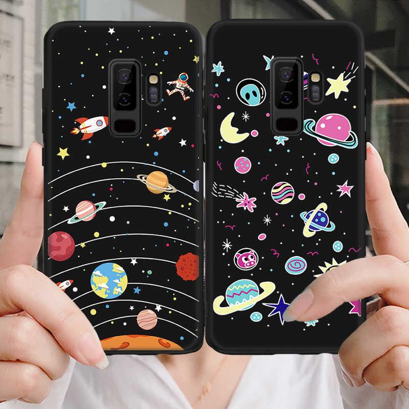 Case For Samsung Galaxy A6S A9 S9 S8 A8 A6 J4 J6 J7 J8 Plus A7 A70 A50 A40 A30 A20 2018 Note 8 9 2017 Soft TPU Capa Funda 2019