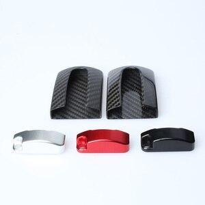 Image 4 - TTCR II Carbon Fiber Smart Afstandsbediening Sleutelhanger Case Bag Key Shell Houder Voor NISSAN R35 GTR G TR 370Z 350Z