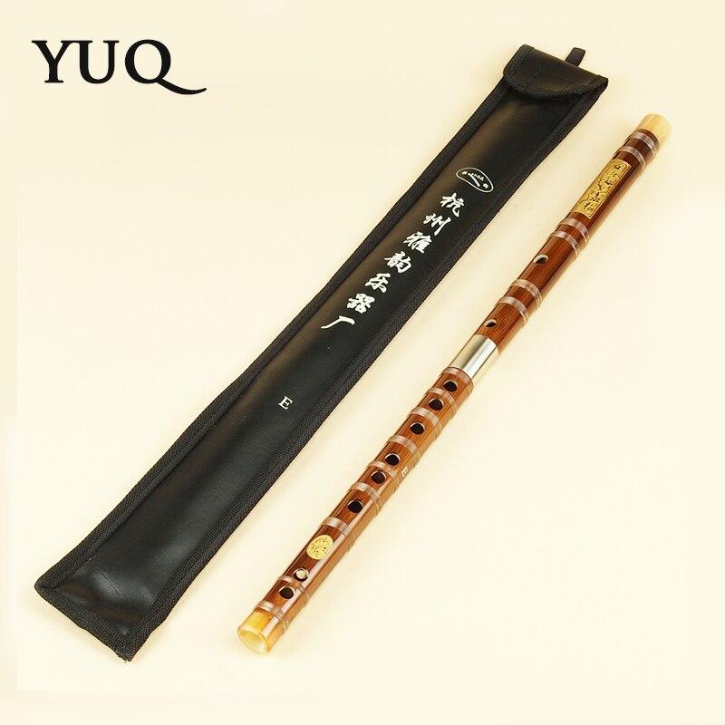 YUQUE Traditionele professionele bamboefluit Houtblazers dizi - Muziekinstrumenten - Foto 6