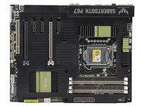 Бесплатная доставка оригинальный материнская плата для ASUS SaberTooth P67 LGA 1155 DDR3 32 ГБ USB2.0 USB3.0 P67 Desktop motherborad