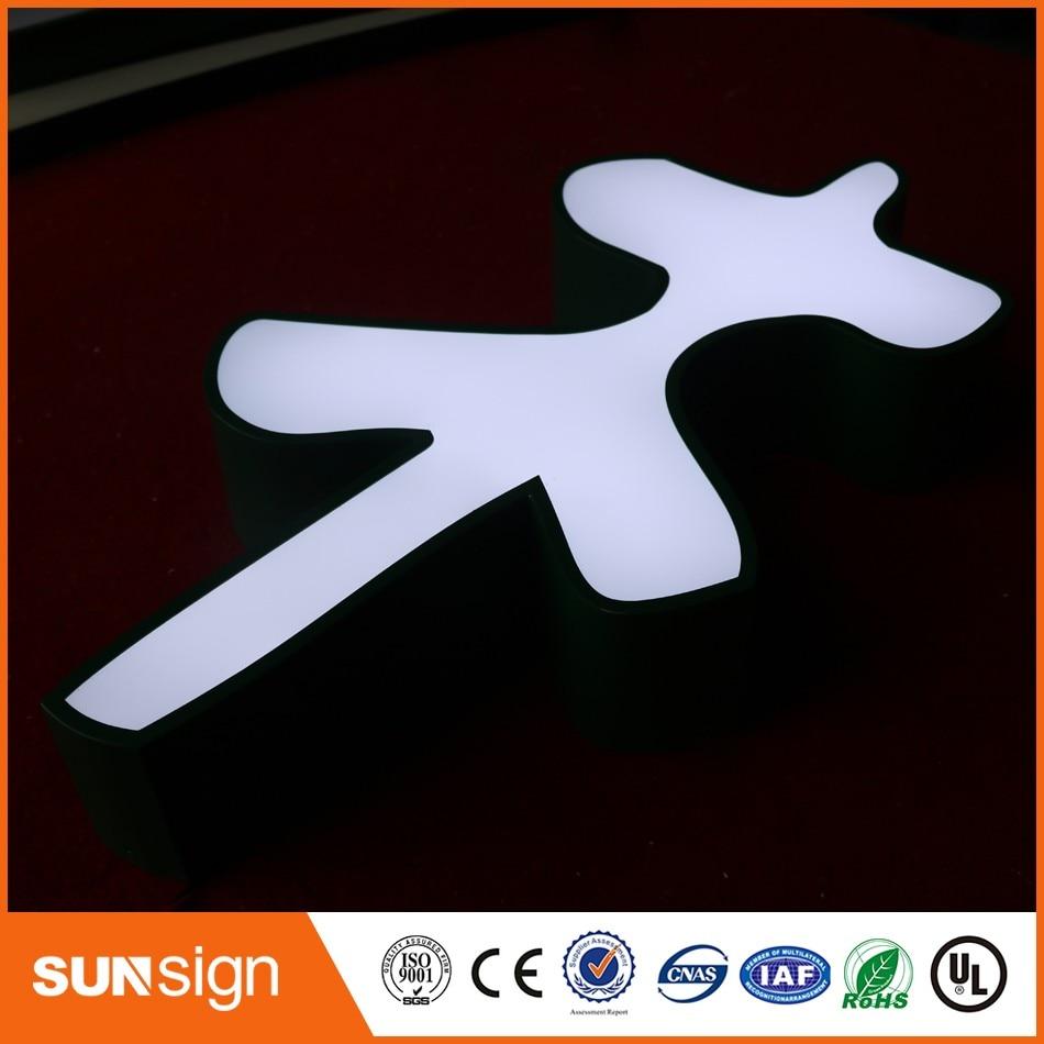 Custom Led Advertising LED Channel Letter Signage