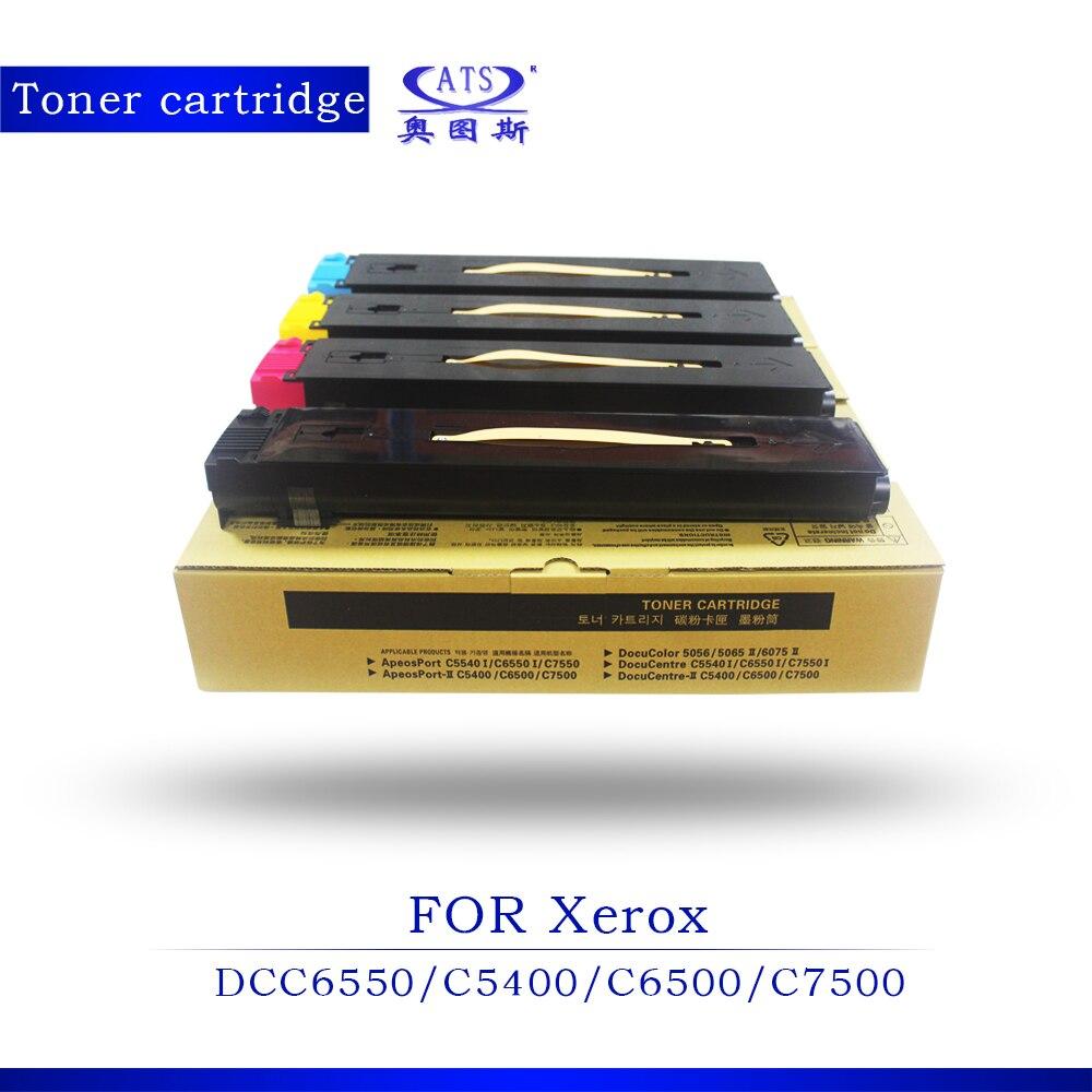 1PCS DCC6550 DCC5400 DCC6500 DCC7500 Toner Cartridge For DCC 6550 5400 6500 7500 Copier Spare Parts Toner Powder 1pcs photocopy machine toner cartridge for xerox dcc 6550 c 5400 6500 7500 copier parts dcc6550 toner powder page 2