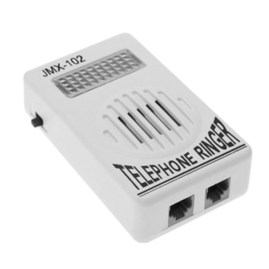 CES Hot RJ11 Socket Loud TelePhone Ring Speaker Ringtone <font><b>Amplifier</b></font>