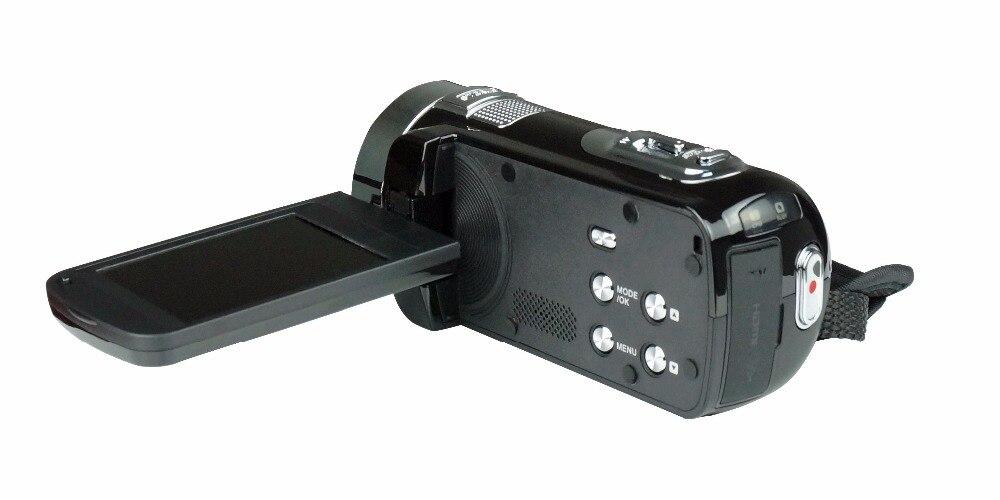 Livraison gratuite 24MP Full HD 1080 P caméra vidéo numérique DV-F6 mémoire 32 GB caméra Photo professionnelle caméscope vidéo