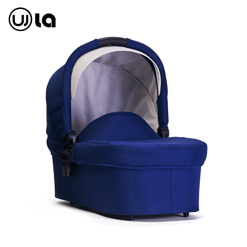Newborn Baby Sleeping Basket Baby Stroller Accessories Factory Direct Sale Baby Sleeping Bag Bassinet for Stroller Sleepsack aulon stroller bassinet baby sleeping basket 0 6 months use need to buy stroller in additional then can use 3 colors baby basket