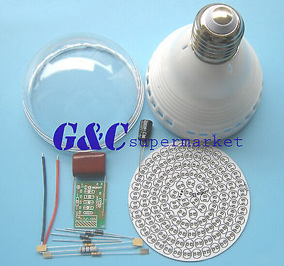 120 LEDs Energy-Saving Lamps Suite without LED DIY Kits ...