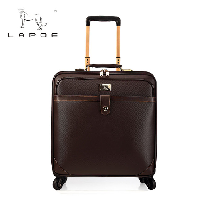 b035e37d77 LAPOE valise cabin travel luggage Business suitcase maletas de viaje con  ruedas rolling luggage trolley koffer maleta con ruedas