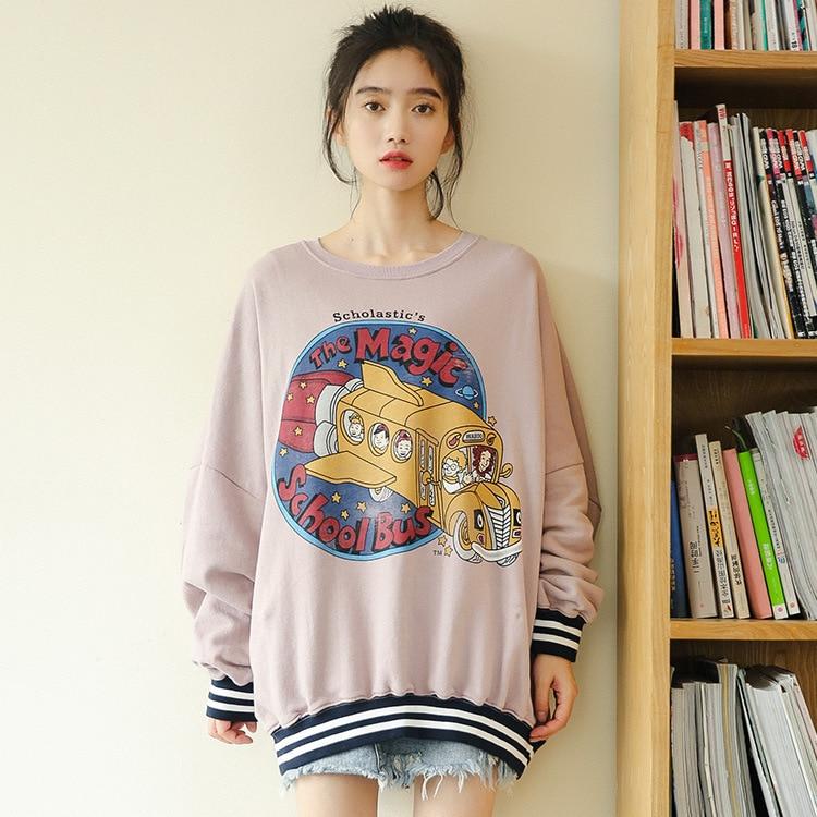 В режиме реального времени весенняя одежда новая модель корейской школы ветер будет това ...