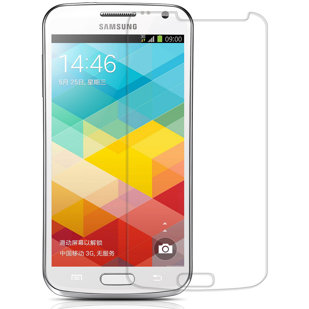 0 25mm Explosion proof Front LCD Tempered Glass Film for Samsung Galaxy Premier i9260 Screen Protector pelicula de vidro in Phone Screen Protectors from Cellphones Telecommunications