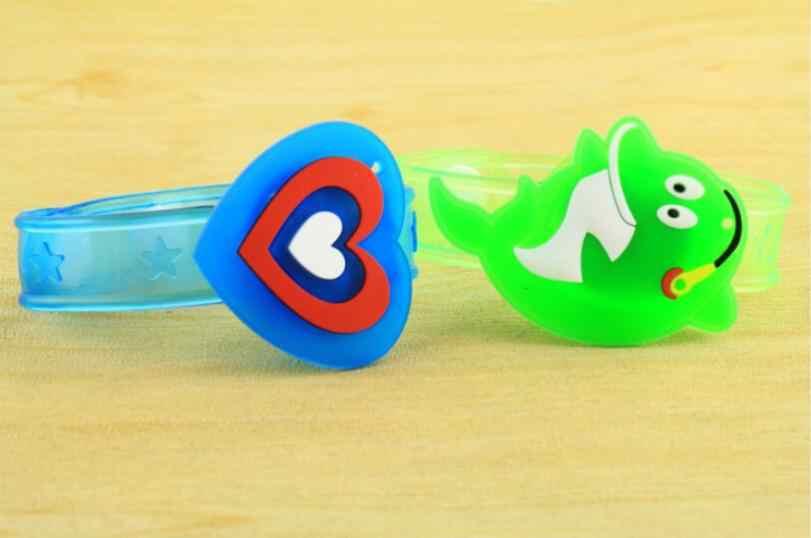 Распродажа световых мигалок, игрушки на запястье, для танцевальной вечеринки, вечерние игрушки для снятия стресса, забавный подарок для детей 0