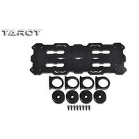Tarot T810 T960 Hexacopter Parts Bracket Plate Set Under Dual Battery Mounting TL96018
