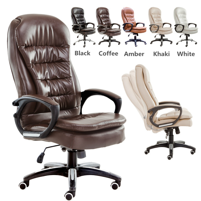 High Quality Modern Computer Office Chair Household Leisure Lying Lifting Boss Chair Lifting Swivel Manager Chair