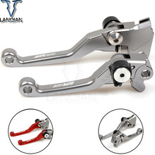 Motorcycle CNC Brake Clutch Levers handle grip For Yamaha WR450F 2001-2015