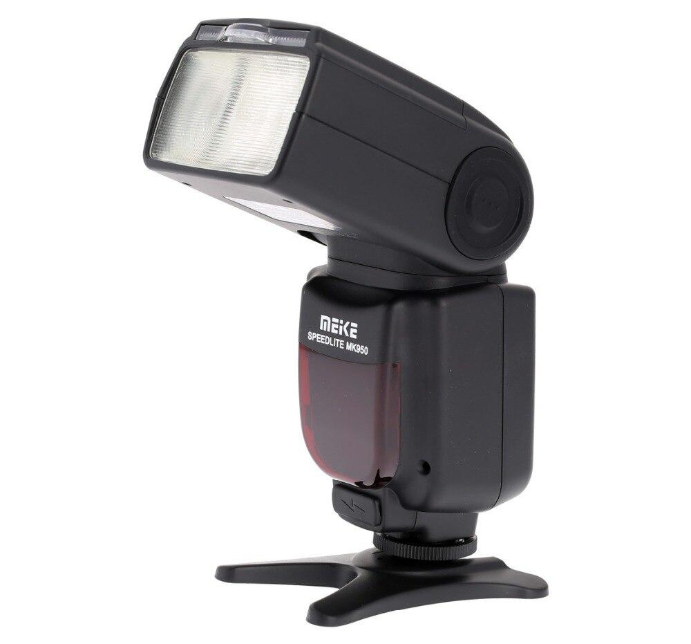 Meike MK 950 TTL i-TTL Speedlite 8 blesk Bright Control pro Nikon - Videokamery a fotoaparáty - Fotografie 5