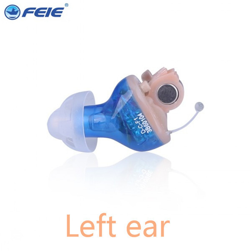 2018 CIC Wireless Hearing Aid Devices Enhance Ear Hearing Machine Programmable Audiophones For Elders Gift S-17A Drop Shipping devices for hearing mini digital hearing aid voice recorder minds aparelho auditivo 6 canais s 16a free shipping