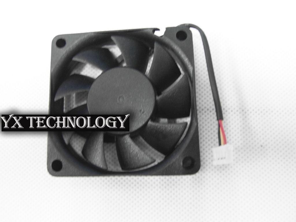 ФОТО New and original instrumentation fan AD0612HB-H93 6013 CPU dedicated fan 12V  0.28A 60*60*13mm
