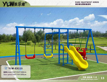 outdoor toys swing,garden furniture,garden swing for kids,amusement play equipment for children,amusement swing toys for parks