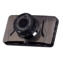 DV138 Dash Cam Car DVR Full HD 1080P 3 inch 140 Wide Angle DVR Night Vision Driving Recorder Camcorder Aluminum Alloy Enclos