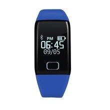 Zimingu 2017 T1 Смарт Браслет Bluetooth деятельность Браслет Интеллектуальный спортивные часы шаг сна отслеживать Пульс Мониторы