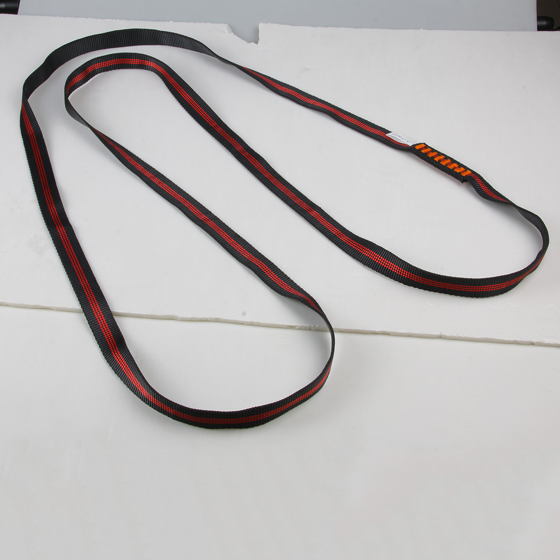 New 22KN 60cm Polyester rock Climbing Sling Bearing Strap Reinforce Rope belt Load-bearing Bandlet escalade equipement