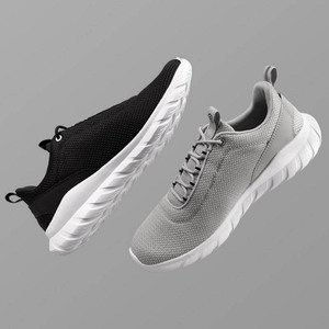 Image 2 - Youpin FREETIE Sports Shoes Lightweight Ventilate Elastic Knitting Shoes Breathable Refreshing City Running Sneaker for outdoor