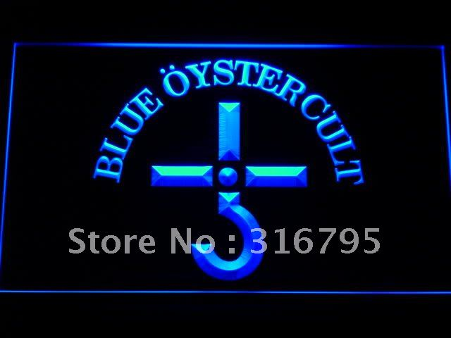 Blue Oyster Cult Font