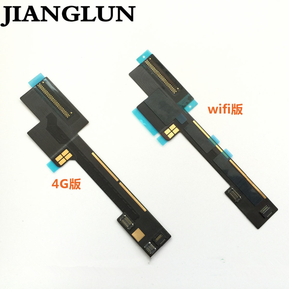 JIANGLUN NEW USB Speaker Connector Flex Cable For Apple iPad Pro 9.7 jianglun new lcd screen display flex cable for apple imac 27 a1312 mid 2011 mc813 593 1352