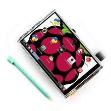 3.5 Дюймов TFT LCD Модуль Для Raspberry Pi 2 Модель B & B + raspberry pi RPI 3