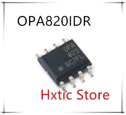 NEW 10PCS LOT OPA820IDR OPA820I OPA820 SOP 8 IC