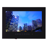 15 6 Inch Android 4 0 Bathroom TV Waterproof LED TV Shower Television Mirror Television