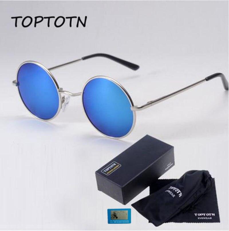 ec9b37f74a The new sun wheel retro Polarized Sunglasses UV400 Prince mirror anti UV  Sunglasses men and women