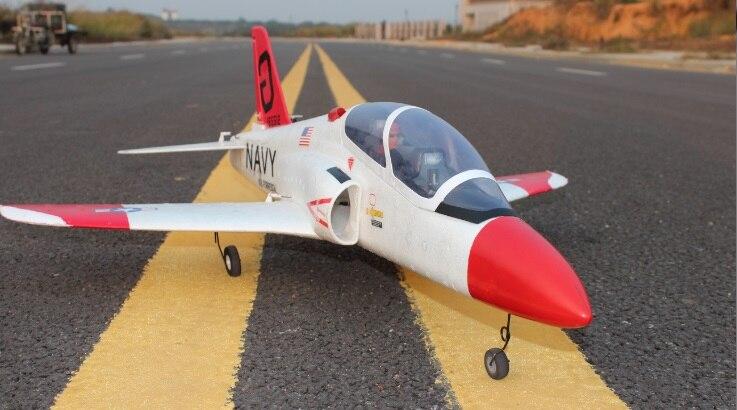 RC Jet aereo T45 T 45 64 millimetri Freccia Rossa KIT senza elettronica-in Aerei radiocomandati da Giocattoli e hobby su AliExpress - 11.11_Doppio 11Giorno dei single 1