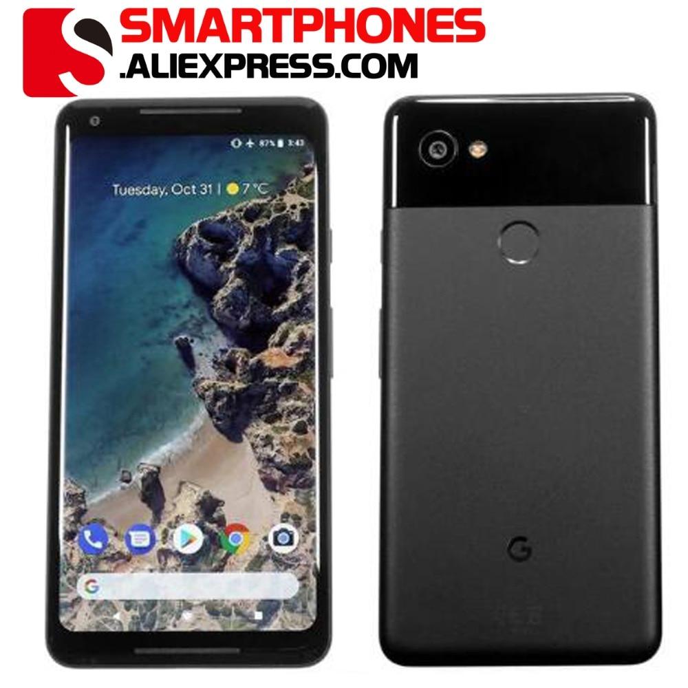 EU Version Google Pixel 2 XL 6.0'' Octa Core 4G LTE Original New Android 8. 0 2880*1440  4GB RAM 64GB 128GB ROM EU Smartphone