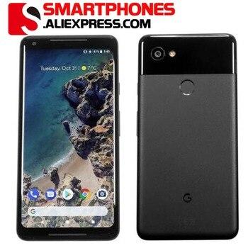 "Versión UE Google Pixel 2 XL 6,0 ""Octa Core 4G LTE Original nuevo Android 8 0*2880*1440 4GB RAM 64GB ROM 128GB UE Smartphone"