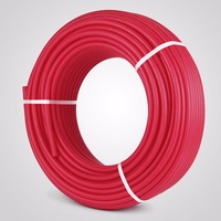 1/2 x 300ft feet Pex Tubing Oxygen Barrier O2 EVOH Pex B Red Radiant Floor Heat