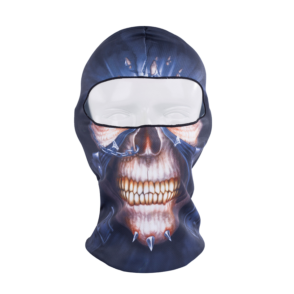 2017 Hot Sale Sports Hat Cycling Motorcycle Masks 3D Animal Active Outdoor Hood Hats Veil Ski Balaclava Skull Mask Multi Color 2017 winter hat new hot sale 3d ski hood hat balaclava face skull mask outdoor sports bicycle cycling motorcycle masks men cap