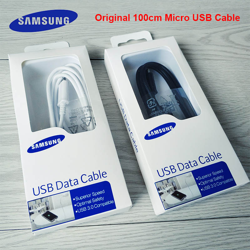 Samsung Cable Charger S7-Edge Note-4 Galaxy J7 Original J5 A5 A7 S6 A3 J3