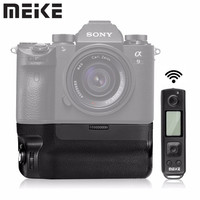 In stock Meike MK A9 Pro 2.4 GHz Remote control Battery Grip Holder Original for Sony A9 A7RIII A7III A7 III Camera