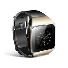 Großhandel Neue Bluetooth Smart Uhr Relogios Smartwatch U 8 GB mit Touchscreen Musik-player Fm Radio für Android IOS handys