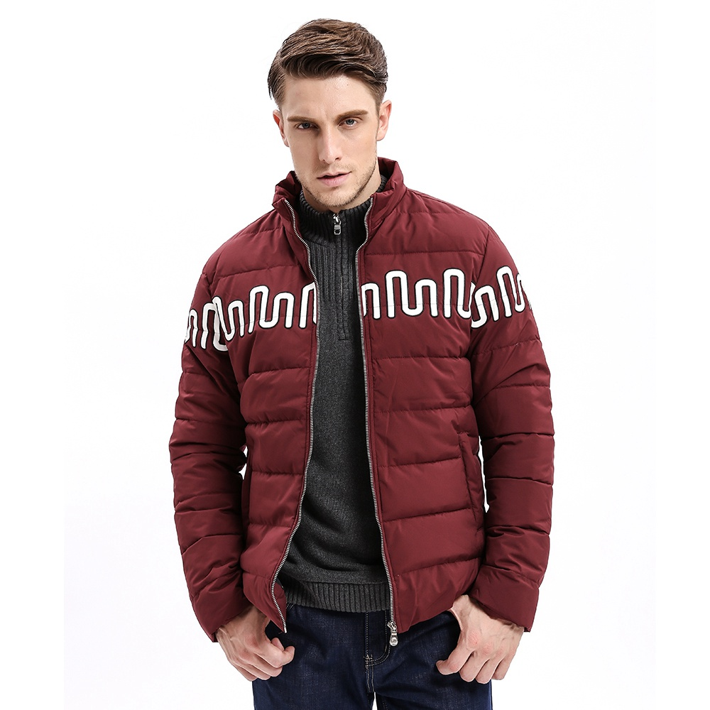 beef3e33d0 Parkas - Vomint 2018 Winter New Men Parkas Smart Casual Coat Zipper ...