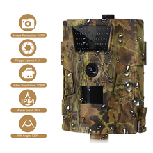 Suntekcam HT-001B Wild Camera 12MP Hunting camera 850nm 30pcs LED infrared camera 1080P Wildlife Photo Traps for Hunter
