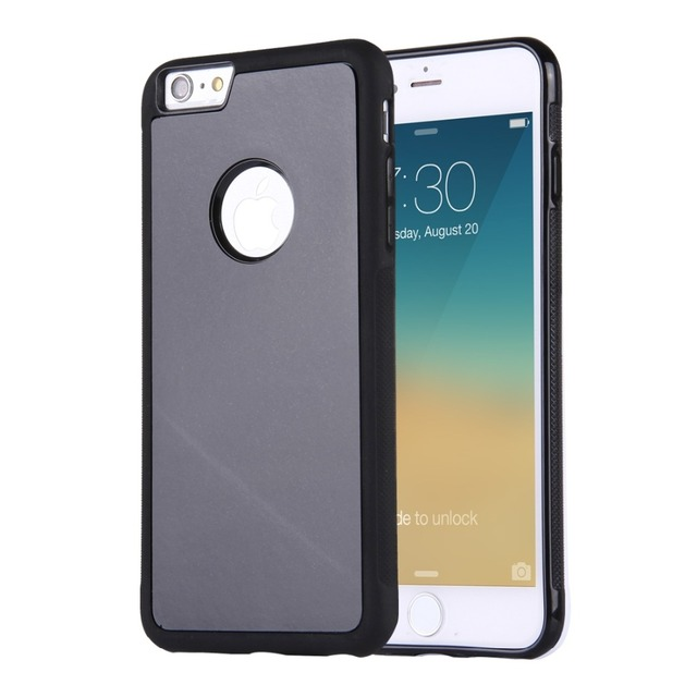 new style d643d 6275c US $3.14 25% OFF|For iPhone 6 Plus & 6s Plus Anti Gravity Magical Nano  suction Technology Sticky Selfie Protective Case-in Half-wrapped Cases from  ...