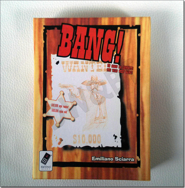Bang gioco da tavolo versione cinese e inglese russo - Gioco da tavolo bang ...