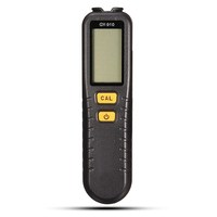 GY910 Handheld Digital Coating Thickness Gauge Tester Diagnostic Tool Measuring Fe NFe Coatings LCD Display