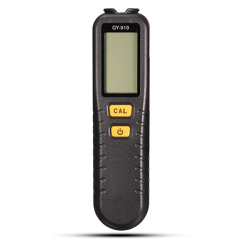 GY910 Handheld Digital Coating Thickness Gauge Tester Diagnostic-tool Measuring Fe/NFe Coatings LCD Display